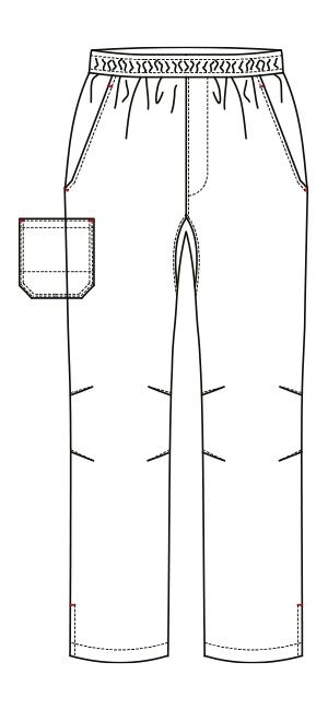 AL-0006 フロントスタイルイラスト
