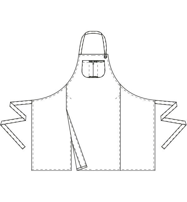AL-0009 フロントスタイルイラスト