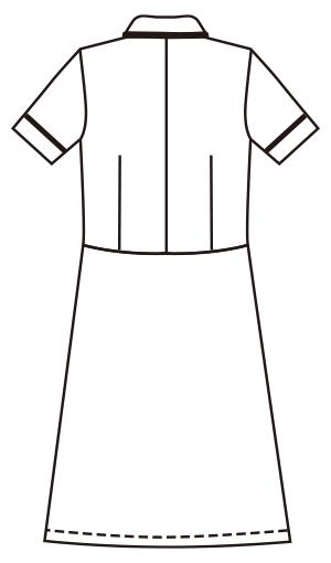 CL-0241 バックスタイルイラスト