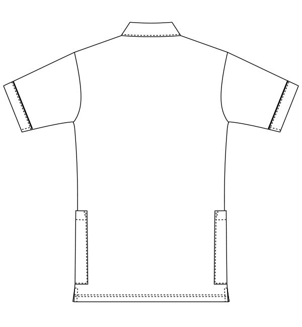 CL-0273 バックスタイルイラスト