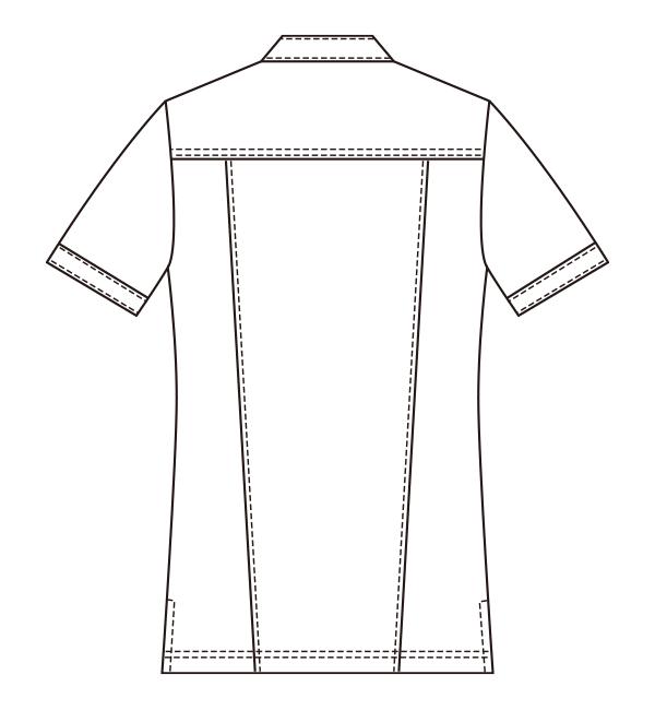 CL-0106 バックスタイルイラスト