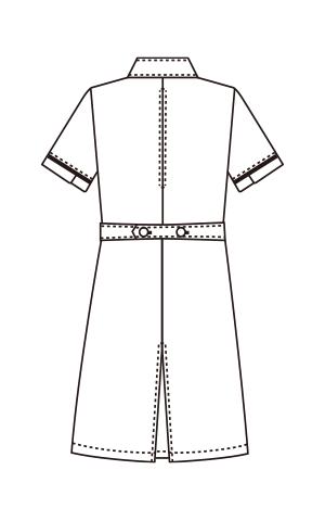 MK-0021 バックスタイルイラスト