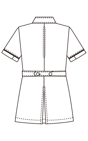 MK-0023 バックスタイルイラスト
