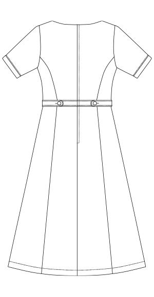 MK-0031 バックスタイルイラスト