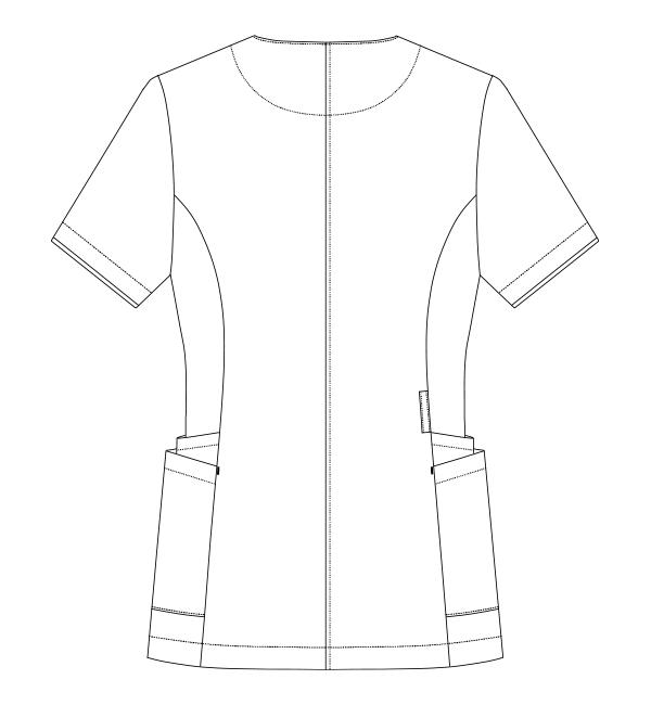 MK-0038 バックスタイルイラスト