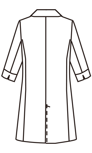 MZ-0024 バックスタイルイラスト