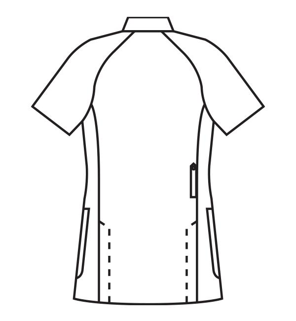 MZ-0049 バックスタイルイラスト