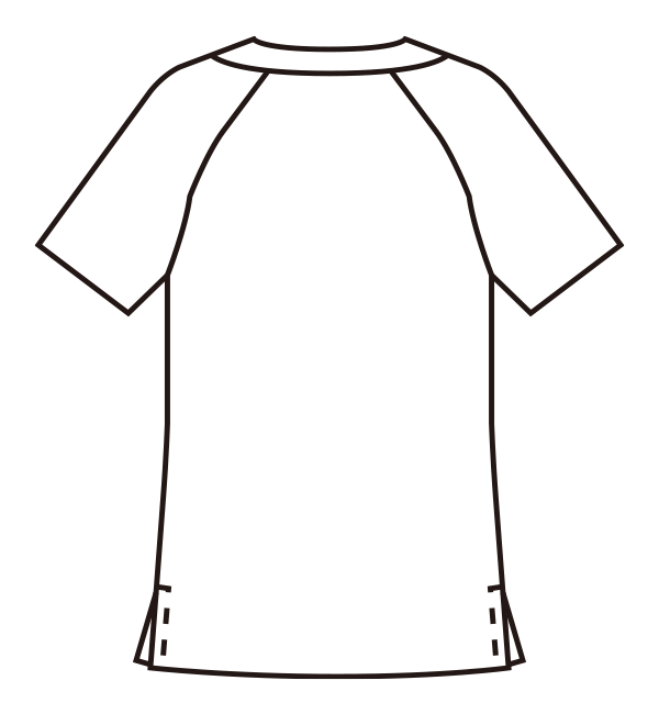 MZ-0051 バックスタイルイラスト