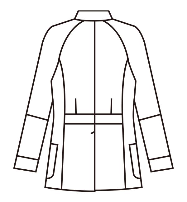MZ-0056 バックスタイルイラスト