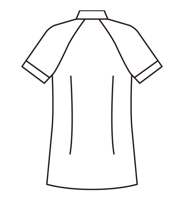 MZ-0069 バックスタイルイラスト