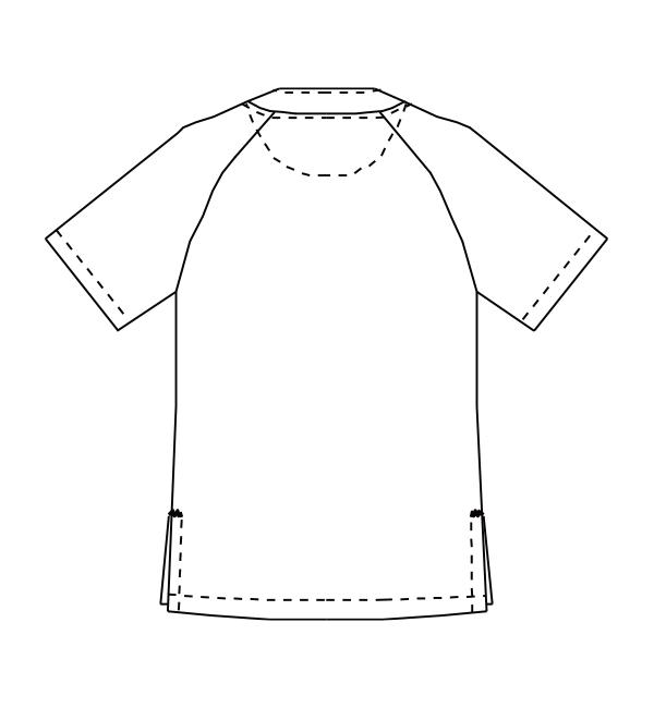 MZ-0120 バックスタイルイラスト