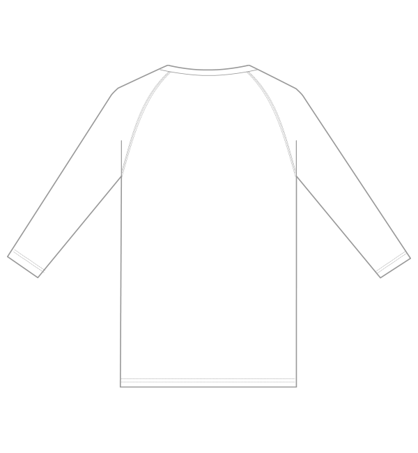 MZ-0135 バックスタイルイラスト