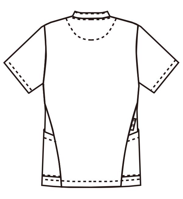 MZ-0164 バックスタイルイラスト