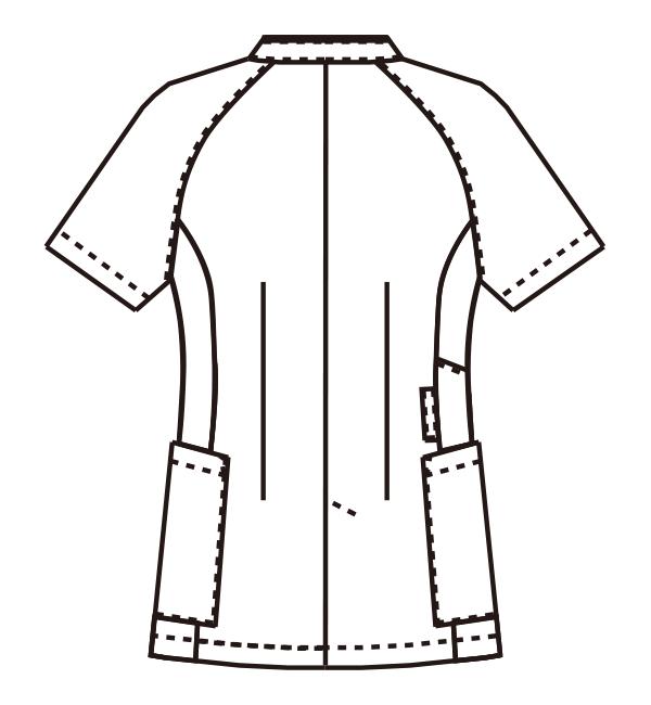 MZ-0183 バックスタイルイラスト