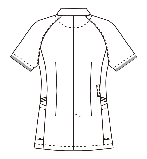 MZ-0186 バックスタイルイラスト