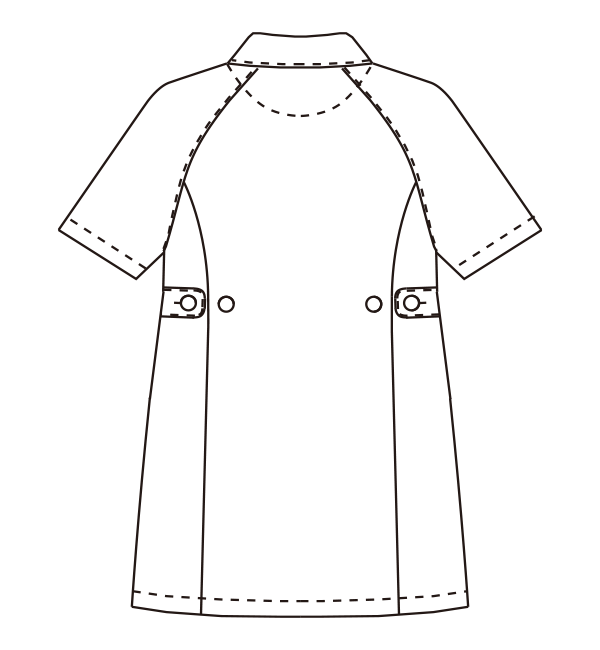 MZ-0191 バックスタイルイラスト