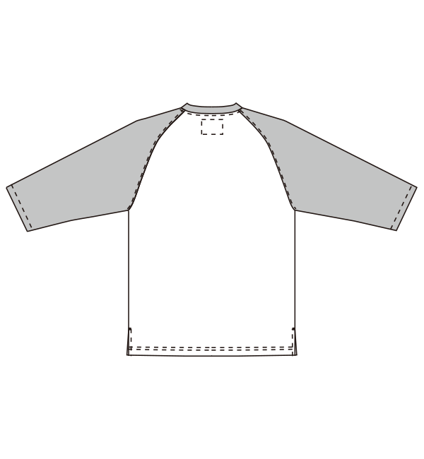 MZ-0193 バックスタイルイラスト