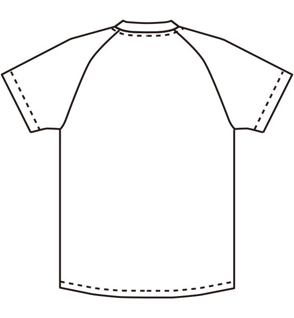 MZ-0199 バックスタイルイラスト