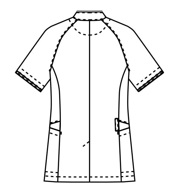 MZ-0212 バックスタイルイラスト