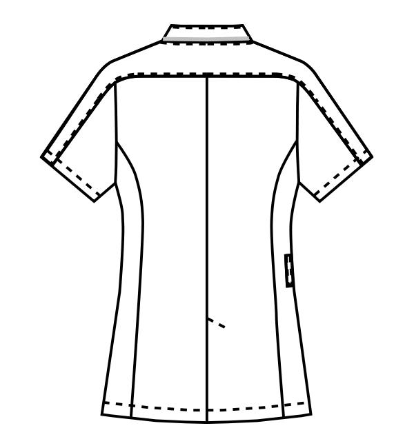 MZ-0213 バックスタイルイラスト