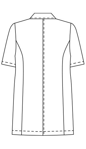 MZ-0221 バックスタイルイラスト