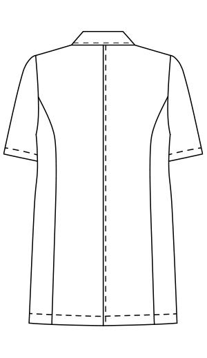 MZ-0222 バックスタイルイラスト