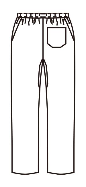MZ-0022 バックスタイルイラスト
