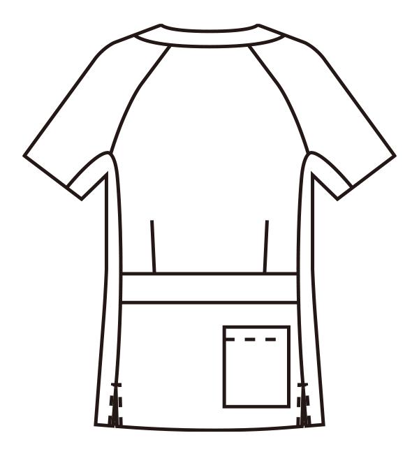 MZ-0073 バックスタイルイラスト