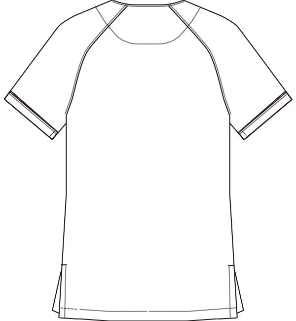 MZ-0090 バックスタイルイラスト