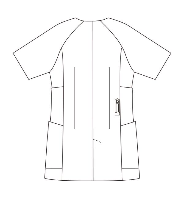MZ-0112 バックスタイルイラスト
