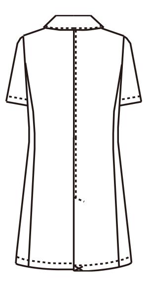 UN-0086 バックスタイルイラスト
