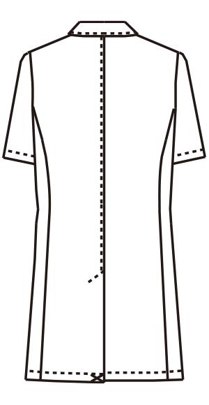 UN-0087 バックスタイルイラスト