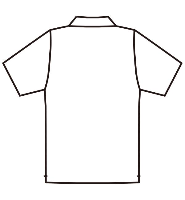 UN-0030 バックスタイルイラスト