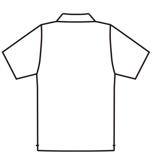 UN-0031 バックスタイルイラスト