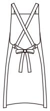 CH-T-7925 バックスタイルイラスト