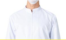 食品工場用白衣