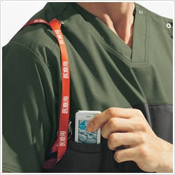 機能的なPHSポケット