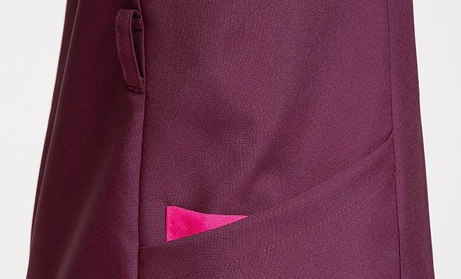 便利な小分けポケット