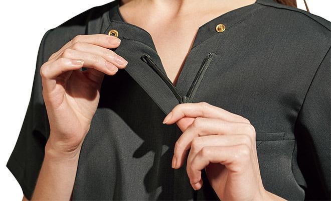 羽織るタイプ