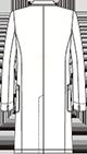 FO-2528PH-1 バックスタイルイラスト