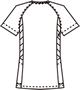 FO-7014SC バックスタイルイラスト