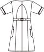 FO-HI108 バックスタイルイラスト