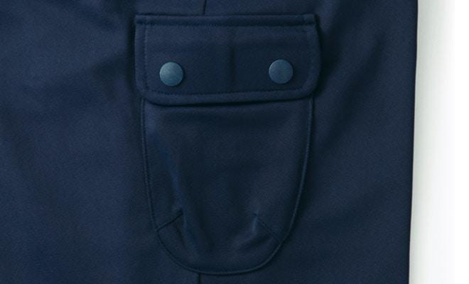 腰ポケット(238型ブルゾン)