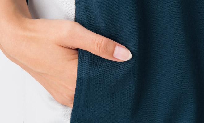 スリットポケット