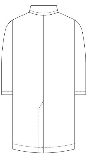 110-30 バックスタイルイラスト