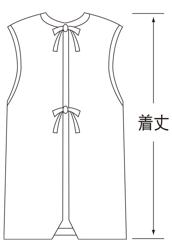 510-9 バックスタイルイラスト