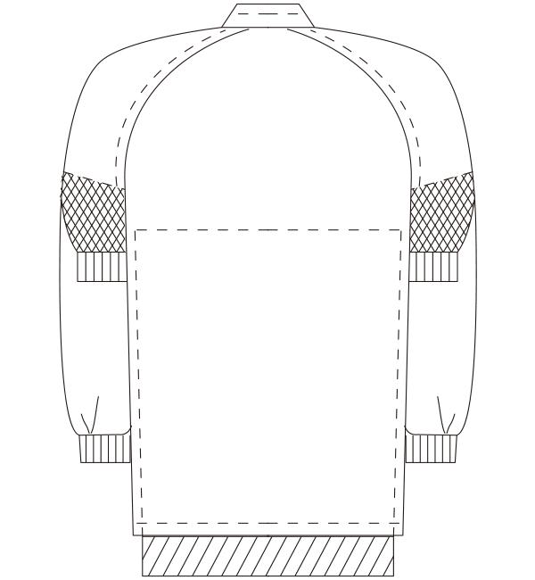 710-30 バックスタイルイラスト