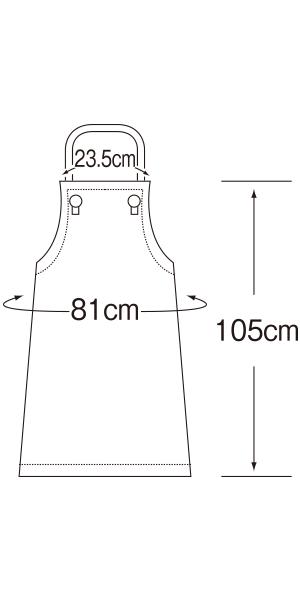 APK3172 寸法表フロント