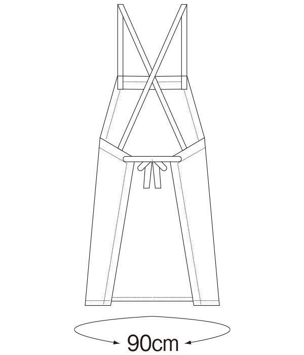 APK3191 寸法表バック