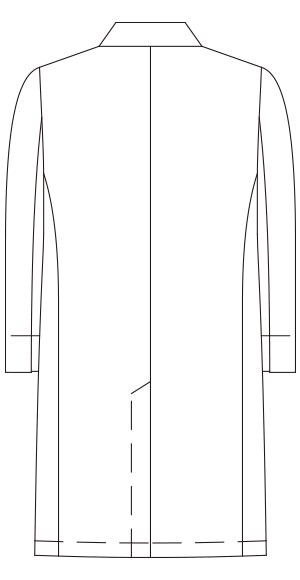 KZN210 バックスタイルイラスト